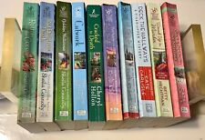 Lot of 10 Cozy Mystery Books Connolly Richards Knitting Orchards Paperbacks