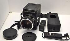Rolleiflex SLX Medium Format Professional Film Camera w/ 80mm F/2.8 Planar Mint