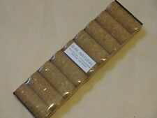 """54 Rod Building Wrapping Corks4US 1 1/4""""x1/2""""x1/4"""" Burl Cork rings Natural"""
