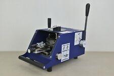 Card Imaging Master CIM M10 HE Manual Embosser Dog Tag Machine (22565)