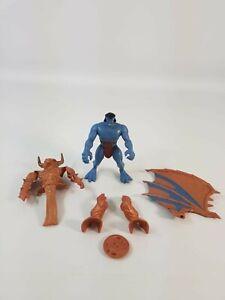 Goliath Deluxe Battle Double Raging Bull Armor Gargoyles Action Figure BVTV 1996