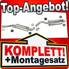 Auspuff AUDI A6 / 100 (C4) 2.0 2.3 Stufenheck / Kombi Avant Auspuffanlage 854