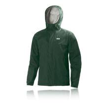 Capi d'abbigliamento da campeggio da uomo verde Helly Hansen taglia XL