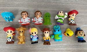 Disney Pixar Toy Story 4 XL Ooshies Figure Large Bundle Toys