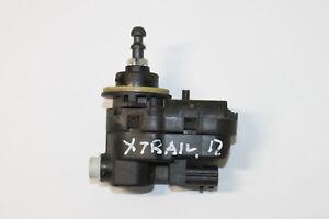 #2553G Nissan X-Trail T31 2012 LHD HEADLIGHT ADJUSTER MOTOR SELENOID 89095040
