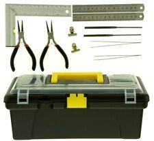 Model Makers Tool Kit 11pcs + Toolbox