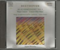 Ludwig van Beethoven-Piano Concertos No 1  cd sealed