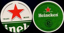 HEINEKEN  -  BEERCOASTER FROM THE NETHERLANDS FE15173