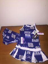 NEW Sara Lynn Togs 2 PC Dale Earnhardt Jr Girl's Outfit Sz 4T