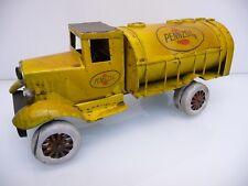 Jayland ? ca. 1:18 Blech Handarbeitsmodell Tankwagen PENNZOIL TOP Dekoration