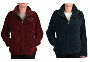 NEW Pendleton Ladies' Fuzzy Zip Comfy Zip Up Jacket - VARIETY