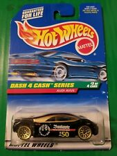 Hot Wheels Audi Avus 1998 #723 New on Card READ DETAILS