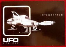 UFO - Individual Card from Base Set, Cards Inc - #015 Interceptor