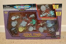 Micro Machines 1995 STAR TREK Limited Edition Collector's Set II