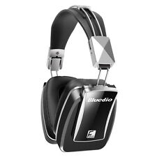 Bluedio F800 Casque Bluetooth Sans fil Annulation Active du Bruit (Noir-Argenté)