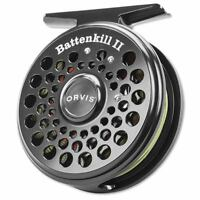 Orvis Battenkill Click and Pawl Fly Fishing Reel (Choose Size)