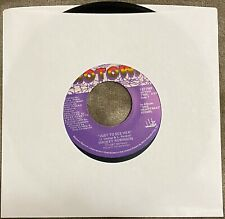 SMOKEY ROBINSON - JUST TO SEE HER - 1987 45 RPM (1877MF) VG condition
