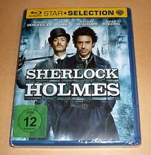 Blu Ray - Sherlock Holmes - Guy Ritchie - Robert Downey Jr. - Jude Law - Neu OVP