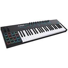 Alesis Advanced Usb Midi Pad/keyboard Controller - 49 Key[s] - Lcd Display