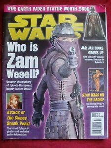 STAR WARS MAGAZINE - February/March 2002 No.37