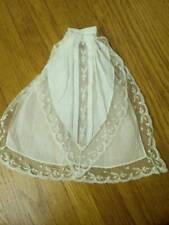 Antique Lace Neck Ruffle/Jabot 1880-1890 Late 19th Century Uncommon Lace Collar