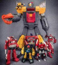 Transformers DX9 D12 G1 Autobots Giant Gabriel Omega Supreme Christmas Gift