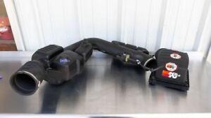 11-19 JEEP GRAND CHEROKEE 3.6L OEM ENGINE AIR CLEANER AIR DUCT MINUS BOTTOM