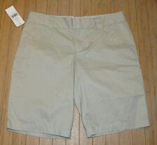Womens Tommy Hilfiger Shorts Khaki Sz 10