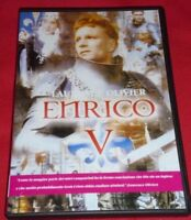 DVD FILM CLASSIC MOVIE SHAKESPEARE-LAURENCE OLIVIER/ENRICO HENRY V medioevo,king
