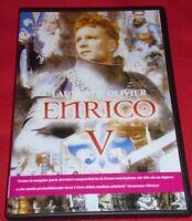DVD FILM CLASSIC MOVIE SHAKESPEARE-LAURENCE OLIVIER/ENRICO HENRY V medioevo,king