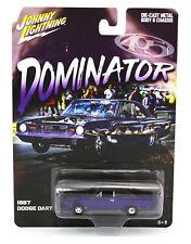 1:64 Johnny Lightning *STREET OUTLAWS* Joe Woods DOMINATOR 1967 Dodge Dart DRAG
