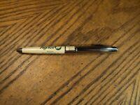 Vintage Sheaffer Ballpoint Pen  Minerva Valley Fertilizer Co  Perpetual Calendar