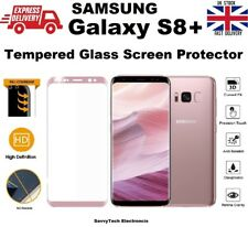 100 Genuine Curved 3d Tempered Glass Screen Protector for Samsung Galaxy S8