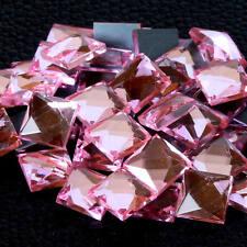 Stones Crystals Glass 100 pcs FlatBack Beads Rhinestones Sew