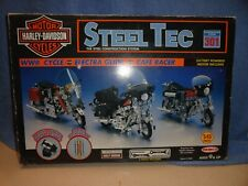 Steel Tec The steel construction system HARLEY-DAVIDSON MOTOR CYCLES
