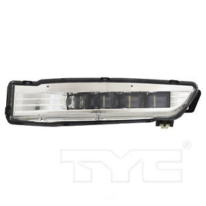 Fog Light Assembly-CAPA Certified Left TYC 19-6218-00-9 fits 18-20 Honda Accord