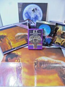 ET Film Memorabilia Vintage Cards, Poster, Puzzles, Promo, DVD FIlm