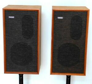 Goodmans Minister SL - Teak cabinets, tested and in superb condition