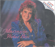 Marianne Weber Box by Marianne Weber (3 CDs, EMI) Dutch Vocalist/Schlager/Sealed