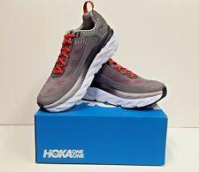 HOKA ONE ONE BONDI 6 Men's Running Shoes Size 9.5 (1019269 ASGY) NEW