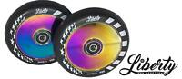 Liberty Pro Scooters - 110mm Hollow Core Wheels - Set of 2