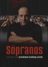 2005 The Sopranos Season One #1 The Sopranos Season One