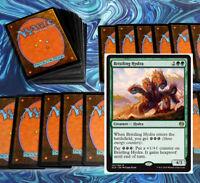 mtg BLUE GREEN SIMIC ENERGY DECK Magic the Gathering rare 60 card KAL Modern