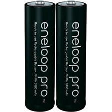 PANASONIC Eneloop Pro Rechargeable Battery MADE IN JAPAN