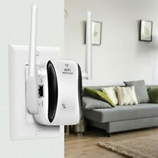 300Mbps Wifi Range Extender Repeater Wireless Network Router Signal Booster