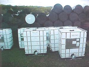 IBC Totes: 250 Gallon IBC Totes- Food Grade - EXCELLENT condition organic