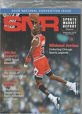 SPORTS MARKET REPORT, PSA PRICE GUIDE, September, 2015 - Michael Jordan