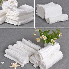 Baby Changing Pad Newborn Urine Mat Infant Travel Cotton Gauze Nappy Diaper KI