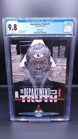 DEPARTMENT OF TRUTH #1 CGC 9.8 1:10 VARIANT COVER C SHOW OPTIONED