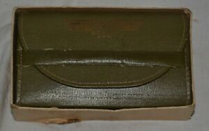Vintage World War II Belding-Corticelli Army Military Sewing Kit
